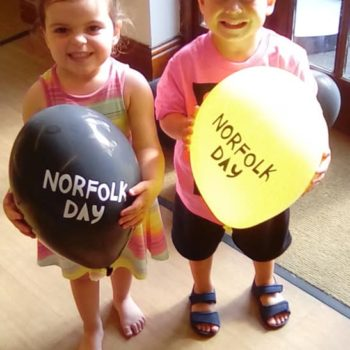 All Things Norfolk For Norfolk Day Little Owls Day Nursery (3)