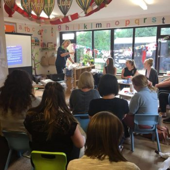 Save A Babies Life Training At Little Owls Nursery Scarning (3)