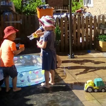 Keeping Cool At Little Owls Nursery Scarning Norfolk (7)