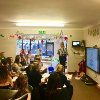 Well Being Resilience Training Little Owls Day Nursery (2)