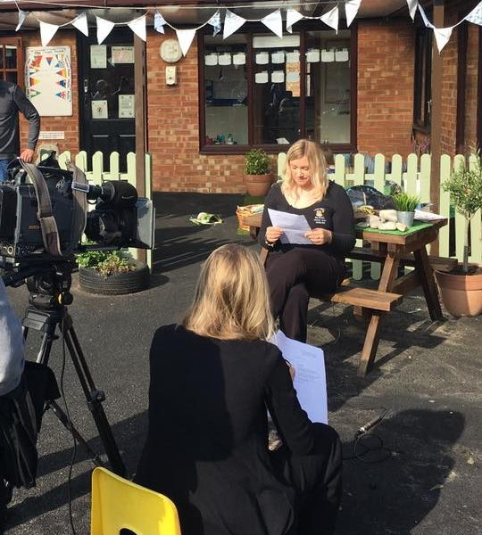 Film Crew Coming To Little Owls Day Nursery. Childcare In Norfolk (4)
