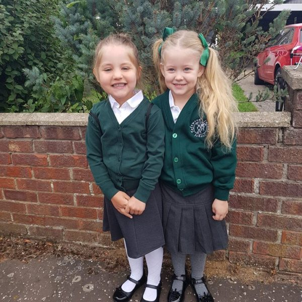 First Day At School For Our Little Owls Day Nursery Children (5)
