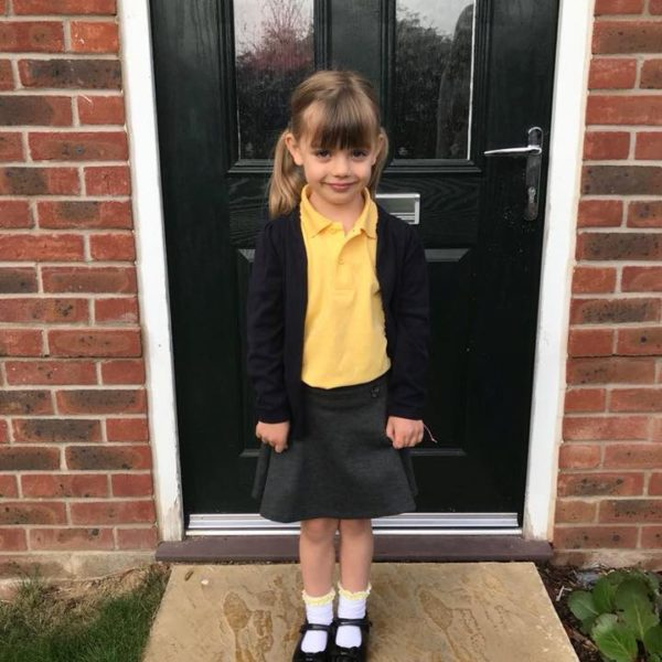 First Day At School For Our Little Owls Day Nursery Children (7)