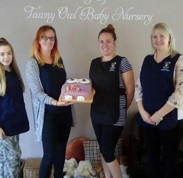 Little Owls Day Nursery Near Swaffham 1st Birthday Week (4)
