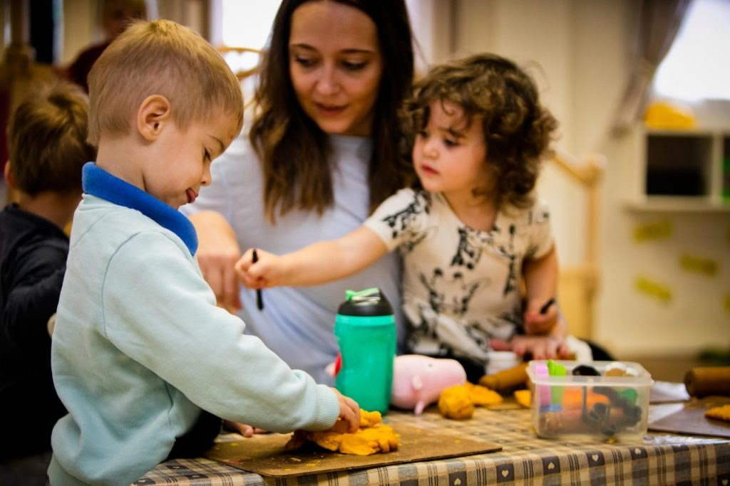 Would you like to work for an outstanding childcare setting?