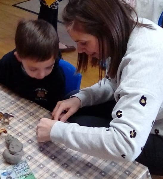 Little Owls Day Nursery exciting week dinosuars, winter ...