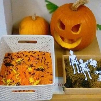 Halloween At Little Owls Day Nursery Scarning (5)