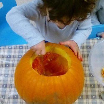 Halloween At Little Owls Day Nursery Scarning (6)