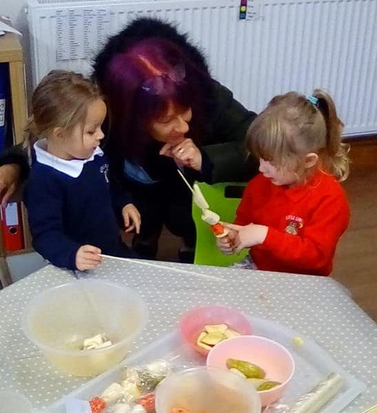 Space Story Cafe At Little Owls Day Nursery (1)