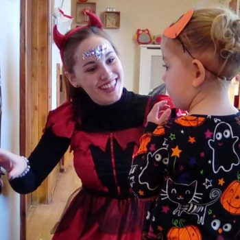 Spooked Theme Day At Little Owls Day Nursery Toftwood Near Watton Norfolk (5)
