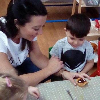 Little Owls Day Nursery Craft Morning (9)