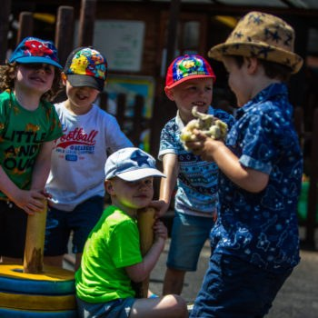 Outdoor Learning Activities For Early Years