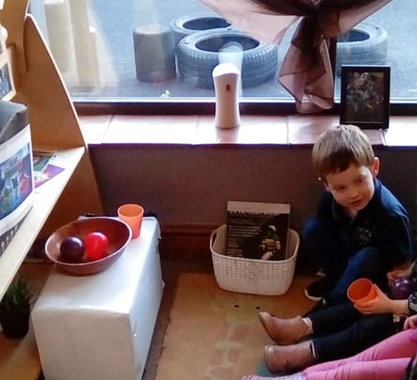Little Owls Day Nursery Near Norwich Have Been Creating A Home Corner (4)