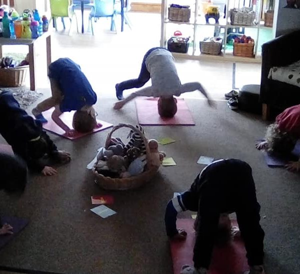 Little Owls Nurasey Norwich Doing Mini Me Yoga (4)
