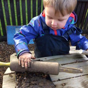 Little Owls Nursery Near Norwich Norfolk Outside Play (7)