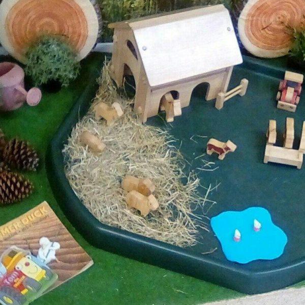 Little Owls Nursery Norwich Learning About Farms (2)
