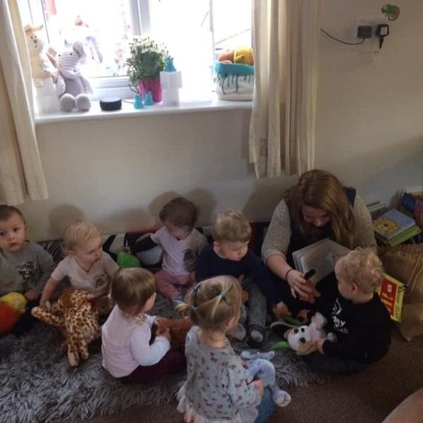 Dear Zoo Story Time At Little Owls Day Nursery Near Norwich (1)