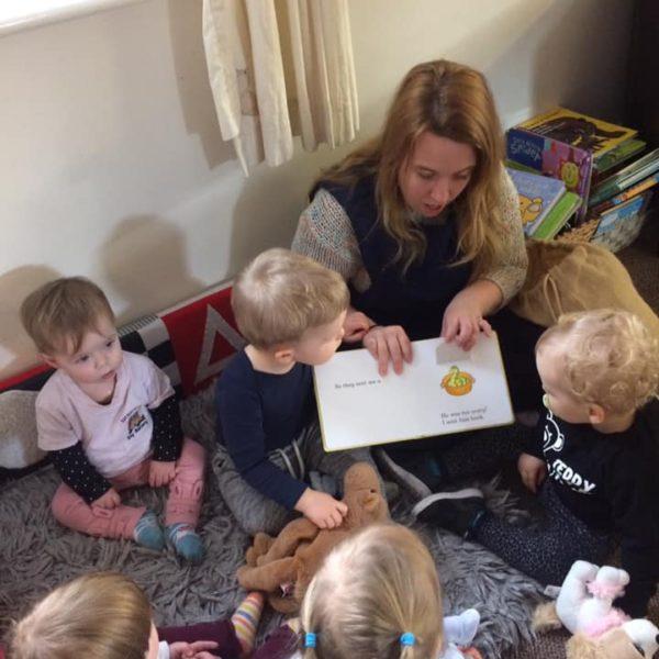 Dear Zoo Story Time At Little Owls Day Nursery Near Norwich (2)
