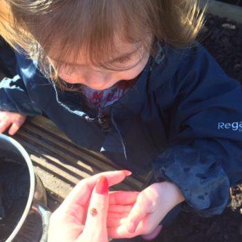 The Mud Kitchen At Snowy Owls Day Nursery Near Norwich Norfolk (4)