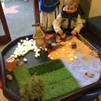We're Going On A Bear Hunt At Little Owls Toftwood Near Norwich (2)