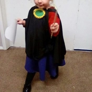 Little Owls Day Nursery Scarning Celebrates World Book Day (6)