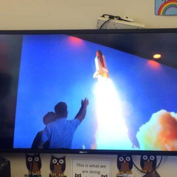 Space Week At Little Owls Day Nursery Dereham Norfolk (3)