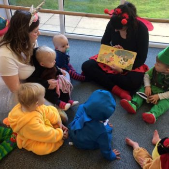 Wold Book Day At Tawny Owls. Little Owls Day Nursery (1)