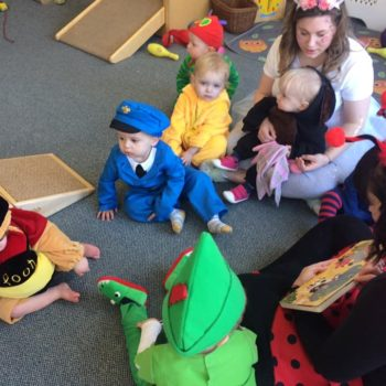 Wold Book Day At Tawny Owls. Little Owls Day Nursery (2)