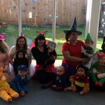 Wold Book Day At Tawny Owls. Little Owls Day Nursery (3)