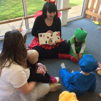 Wold Book Day At Tawny Owls. Little Owls Day Nursery (4)