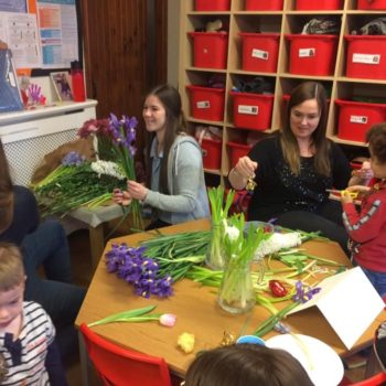 Mothers Day Celebrations At Little Owls Day Nursery Near Norwich (3)