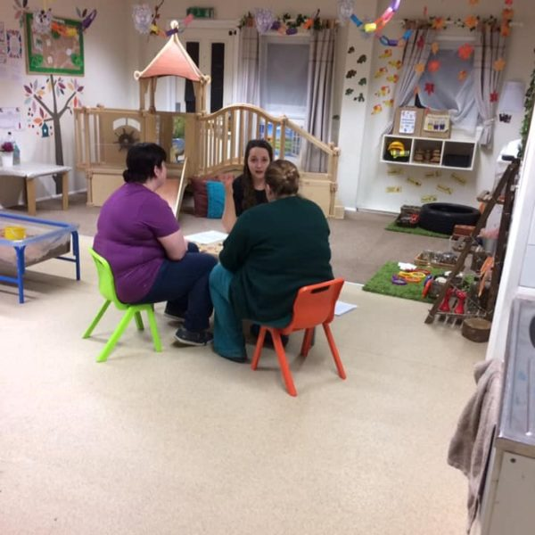 Parents Evening At Little Owls Day Nursery Near Norwich (4)
