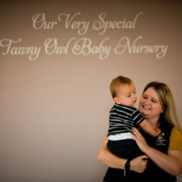 Tawny Owls Baby Nursery
