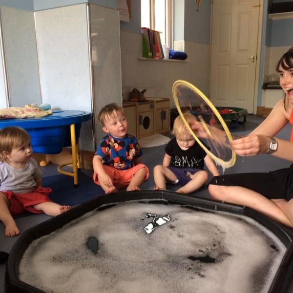 Big Bubbles At Little Owls (1)