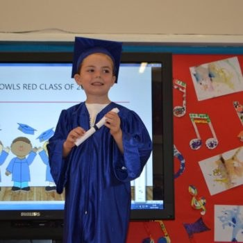 Little Owls Day Nursery Near Norwich Hold Their Graduation (1)