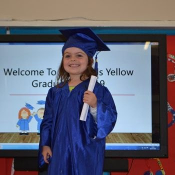 Little Owls Day Nursery Near Norwich Hold Their Graduation (5)