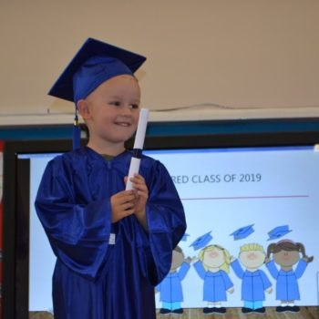 Little Owls Day Nursery Near Norwich Hold Their Graduation (6)