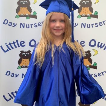 Little Owls Day Nursery Near Norwich Hold Their Graduation (7)