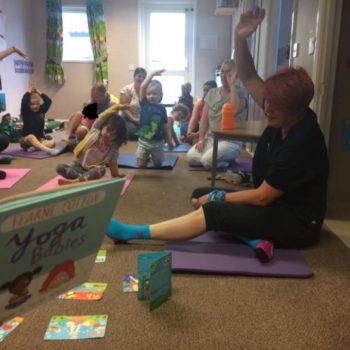 Yoga Cafes At Little Owls Nursery Dereham Norfolk (8)