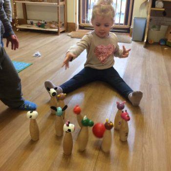 Little Owls Practising Their Gross Motor Skills (4)