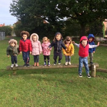 Outside Fun At Little Owls Day Nursery Dereham (3)