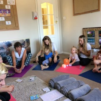 Yoga And Mindfullness Sessions At Dereham Nursery Norfolk