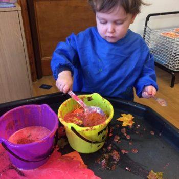 Halloween Themed Activities At Little Owls Day Nursery Norfolk (1)