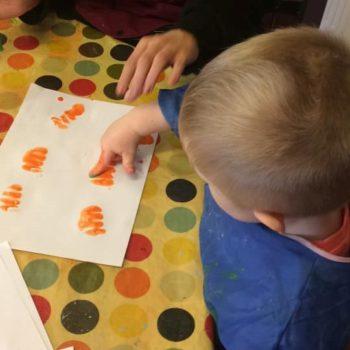 Halloween Themed Activities At Little Owls Day Nursery Norfolk (4)