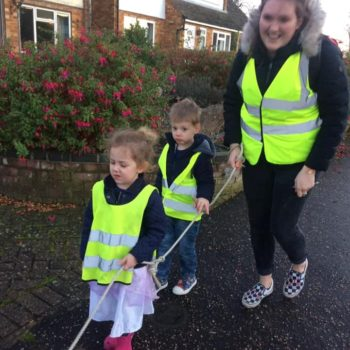 Learning Road Safety At Little Owls Norfolk (2)