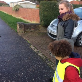 Learning Road Safety At Little Owls Norfolk (3)