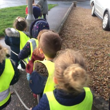 Learning Road Safety At Little Owls Norfolk (4)