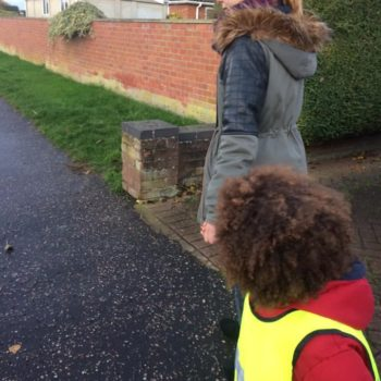 Learning Road Safety At Little Owls Norfolk (6)