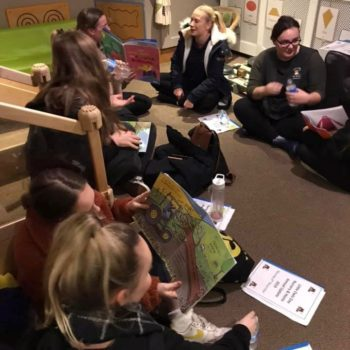 Training At Little Owls Day Nursery (8)