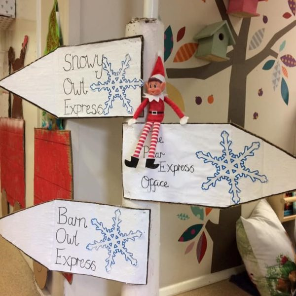Bubby And Bruce The Elves Have Returned To Little Owls Norfolk (2)